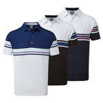 9927 FootJoy Stretch Pique Colour Block
