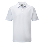 9982 FootJoy Junior Strech Pique Solid