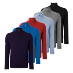 CGGF7079 Callaway Windstopper 1/4 Zipped Sweater